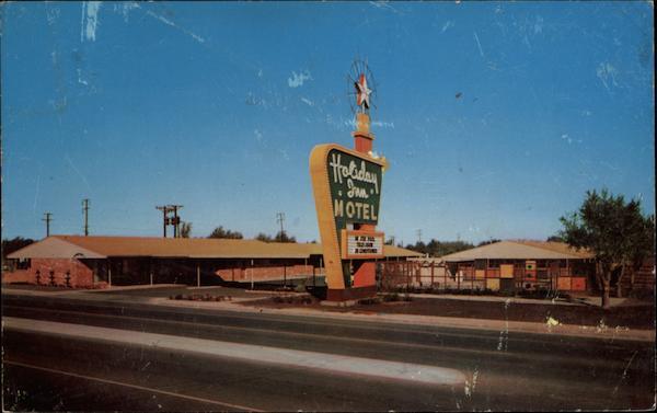 Holiday Inn Motel Amarillo Texas