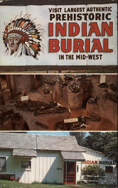 Indian Burial Pits Salina KS