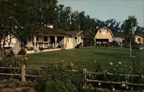 California Ranch Type Homes Orange County CA