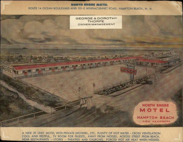 North Shore Motel Hampton Beach Nh