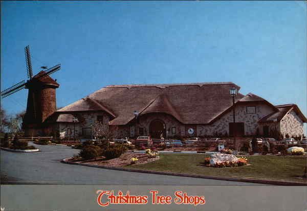 Christmas Tree Shops Cape Cod MA