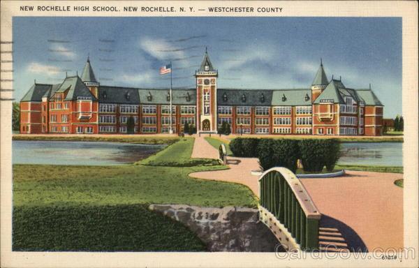 New Rochelle High School In Westchester County
