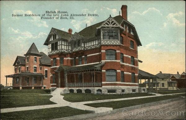 Shiloh House Former Residence Of The Late John Alexander