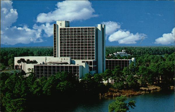 Americanas Dutch Resort Hotel Walt Disney World Lake