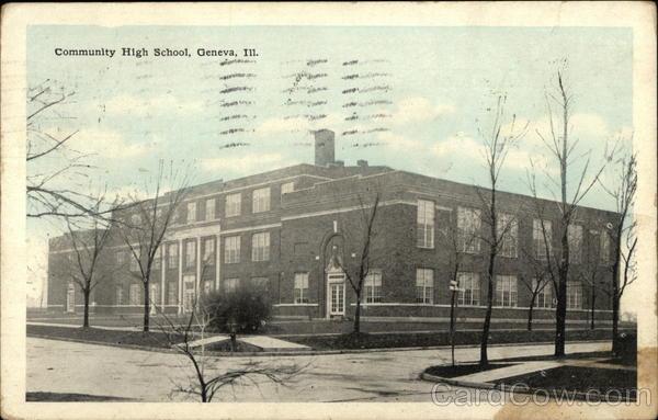 Geneva Illinois High School