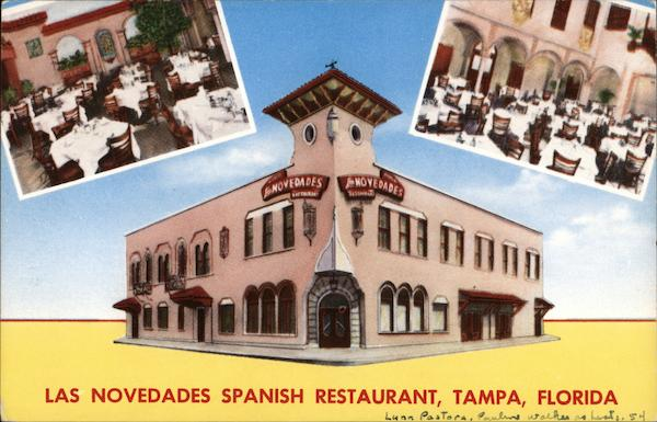 Spanish Restaurant Florida