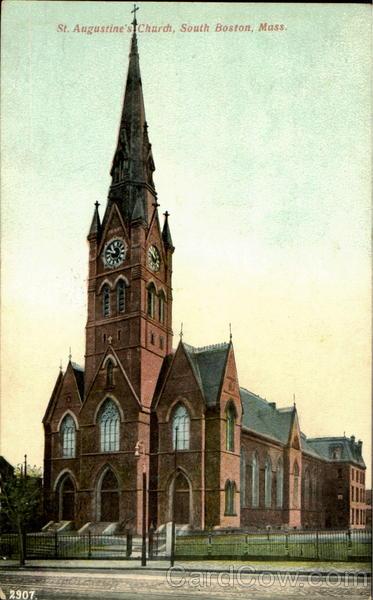St Augustine Church South Boston MA
