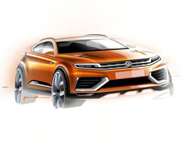 Volkswagen-CrossBlue-Coupe-Concept-Design-Sketch-01