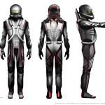 SRT Tomahawk Vision Gran Turismo Racing Suit Concept Sketch