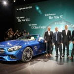 Mercedes-Benz auf der Los Angeles Auto Show (LAAS) 2015