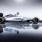 February 2016Williams FW38Photo: Williams F1.Ref: WS8A8505_Edit