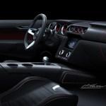 6th Generation Mustang Theme Development