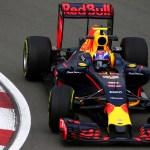 Canadian F1 Grand Prix - Practice