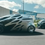 Mercedes-Benz Vision URBANETIC People-Mover-ModulMercedes-Benz Vision URBANETIC people-mover module