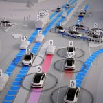 """Audi study """"25th Hour – Flow"""": No Congestion in the City o"""