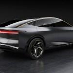 Embargoed until 14 Jan 2019 at 1040am EST – Nissan IMs Concept – Exterior Photo 02