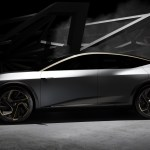 Embargoed until 14 Jan 2019 at 1040am EST – Nissan IMs Concept – Exterior Photo 03