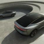 Embargoed until 14 Jan 2019 at 1040am EST – Nissan IMs Concept – Exterior Photo 08