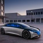 Mercedes-Benz Vision EQS 2019Mercedes-Benz Vision EQS 2019