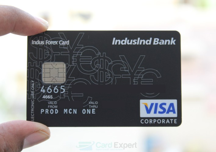 indusind bank multi-currency forex card review – cardexpert