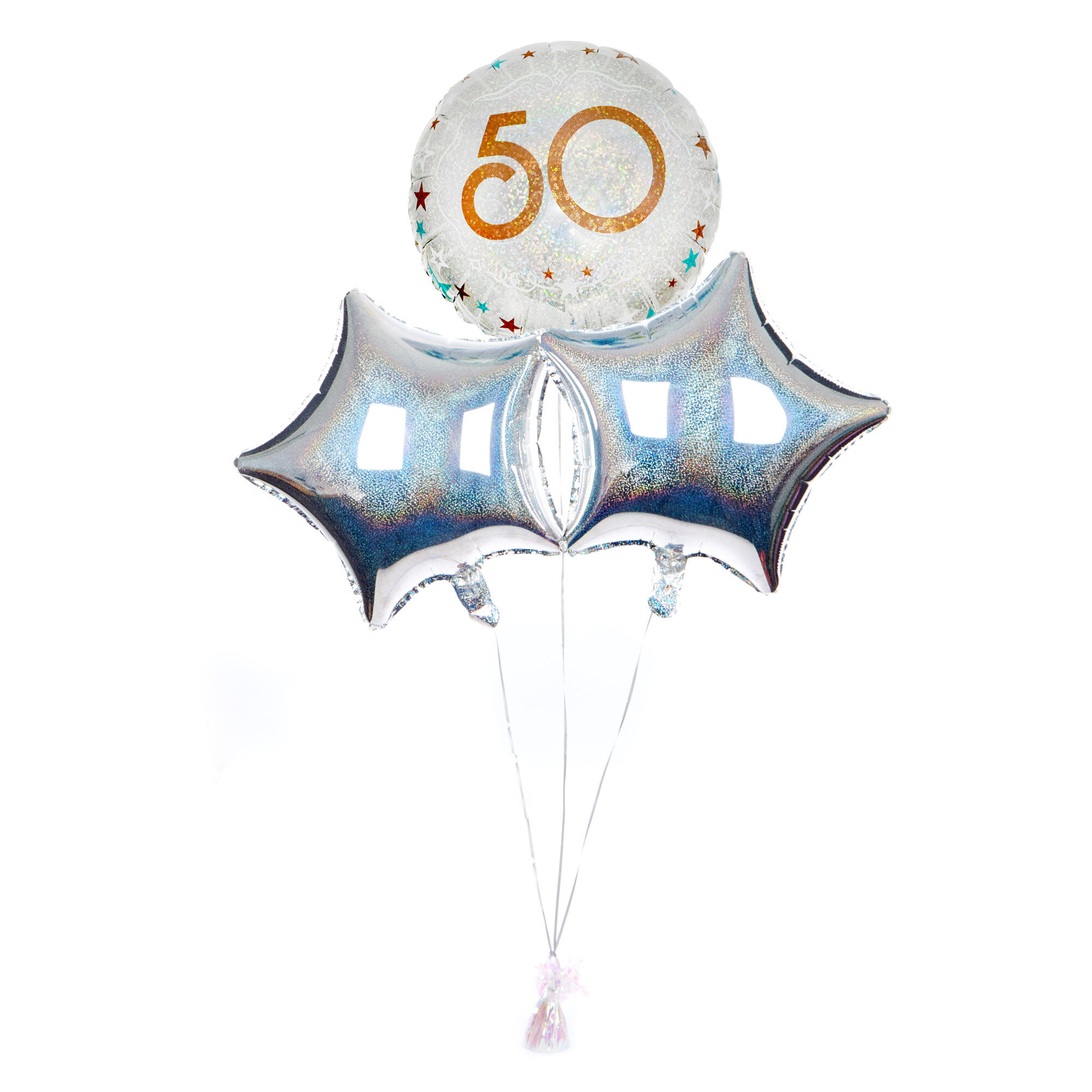 50th Birthday Decorations 50th Birthday Party Banners Table Decorations Uk Card Factory