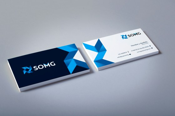 Grupo Somg business card