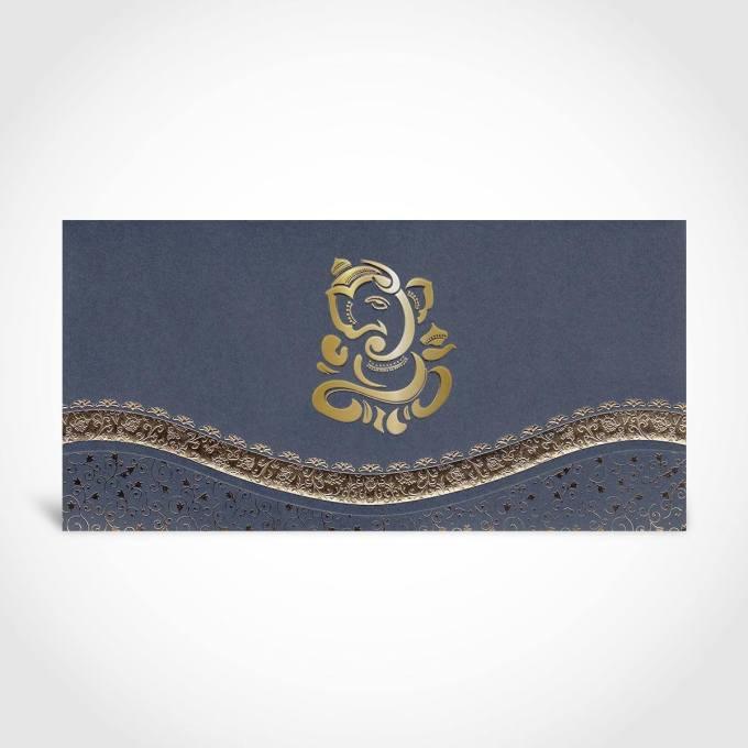 Hindu Wedding Card – CFK2