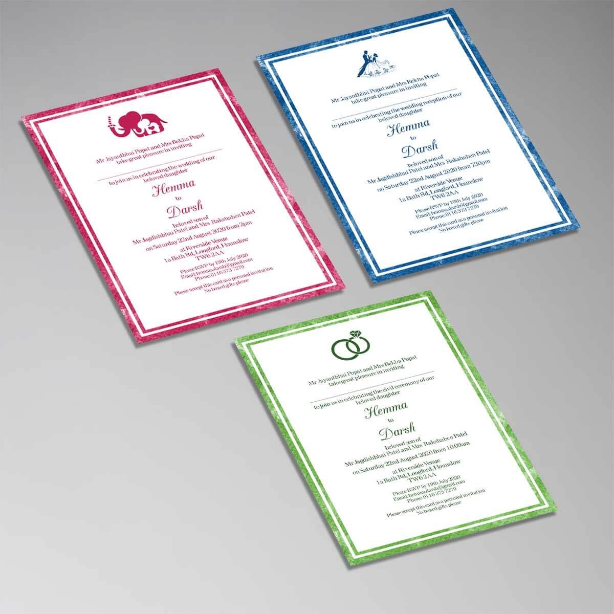 Wedding Invites CardFusion