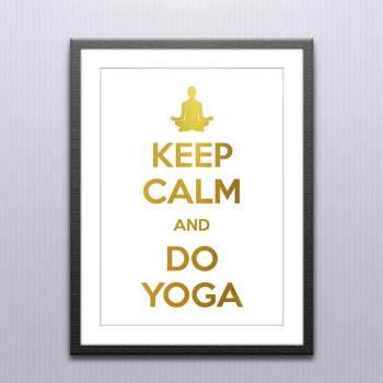 Yoga Posters