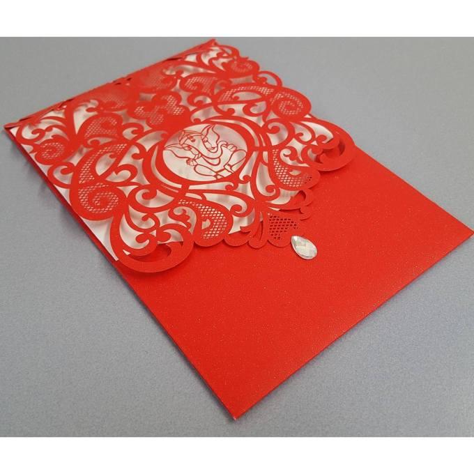 Modern Indian Wedding Invite – CFK19