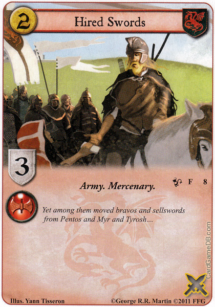 Souva Games My Targaryen Deck