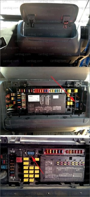 AdBlue Emulator V4 NOx installation manual for Iveco