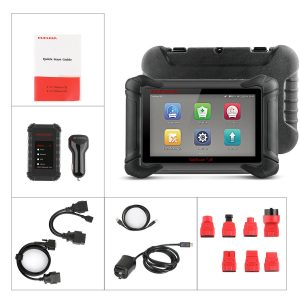 EUCLEIA S8 OBD2 Diagnostic Package