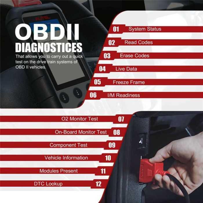 Autel MaxiDiag MD806 Pro OBDII Diagnostices