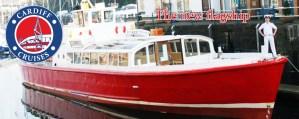 Cardiff Cruises New Flagship
