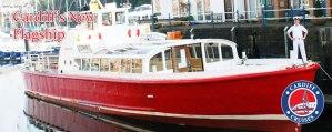 Cardiff Cruises - Cardiff's New Flagship