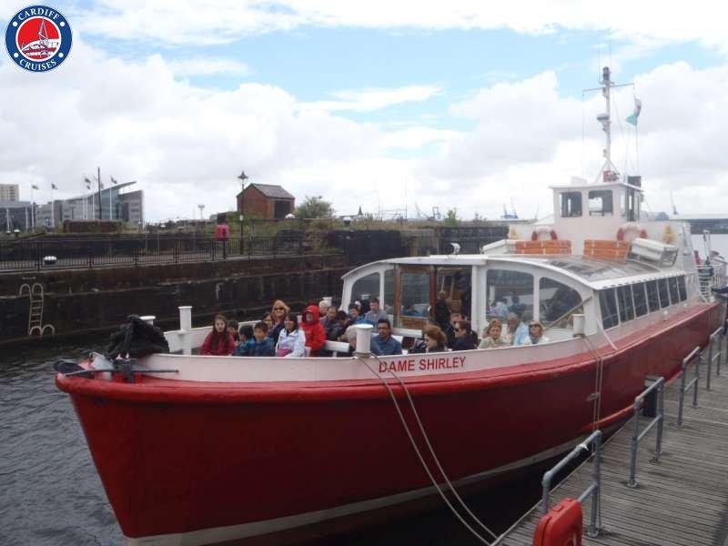 boat hire cardiff