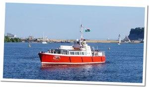 Dame Shirley - Flat Holm Island