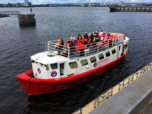 Cardiff Boat Trip
