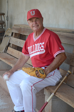 Baseball Coach, Lee Driggers