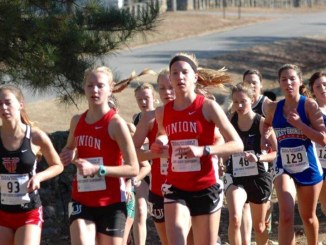 Women cross country regionals