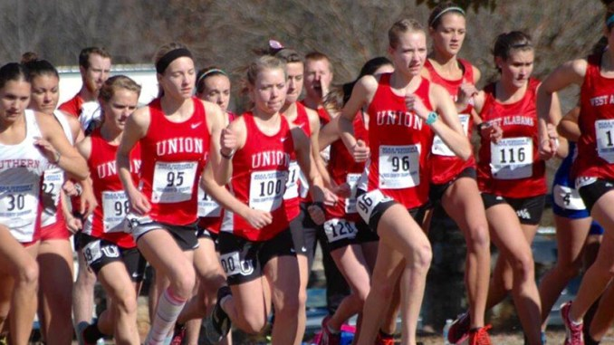 Women's Cross Country Regionals