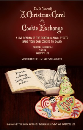 Christmas Carol and Cookie Exchange
