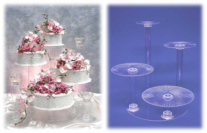 Decorating Tiered Cupcake Stand Wedding