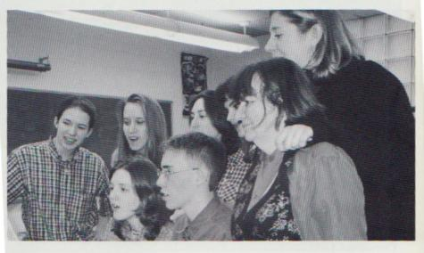 #TBT Throwback to Christmas with DCC Classes of 1997, 1998 and 1999