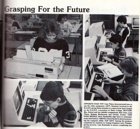 #TBT Throwback to 1987 and Technology
