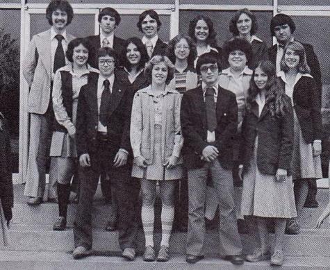 #TBT – Throwback to 1978 – Student Council