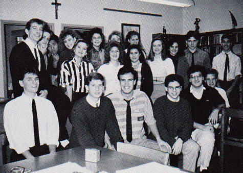#TBT Throwback to DCC Mock Trial 1991