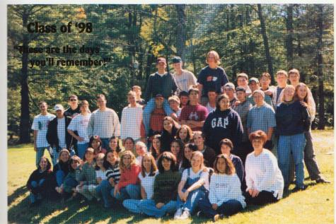 #TBT Throwback to the Class of 1998