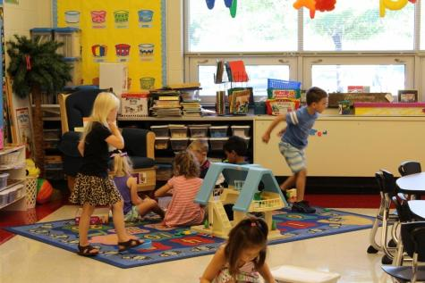 Daily Skills at DCC Preschool – Free Play